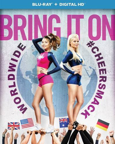 Bring It On: Worldwide #Cheersmack [Includes Digital Copy] [UltraViolet] [Blu-ray] [2017] 5948127