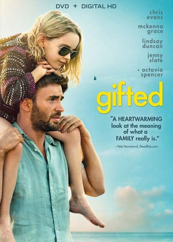 Gifted [DVD] [2017] @...