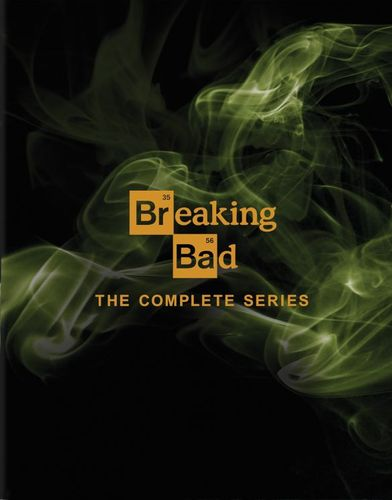 Breaking Bad: The Complete Series [16 Discs] [Includes Digital Copy] [UltraViolet] [Blu-ray] 5955017