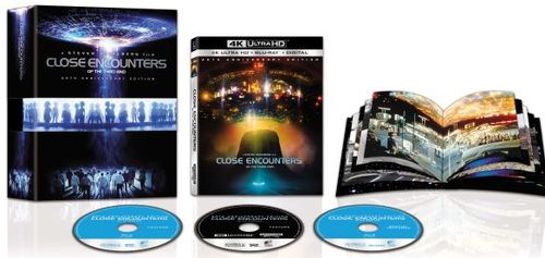 Close Encounters of the Third Kind [4K Ultra HD Blu-ray/Blu-ray] [Gift Set] [1977] 5957510