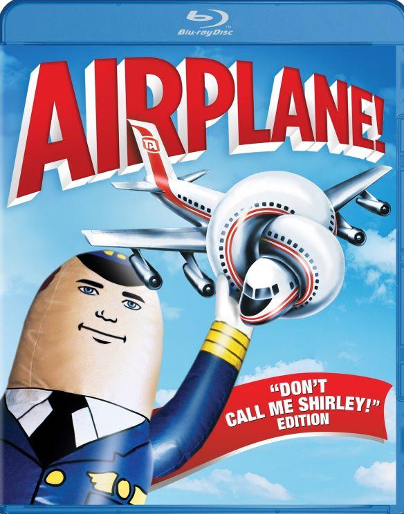 Airplane! [Blu-ray] [1980] 5964005