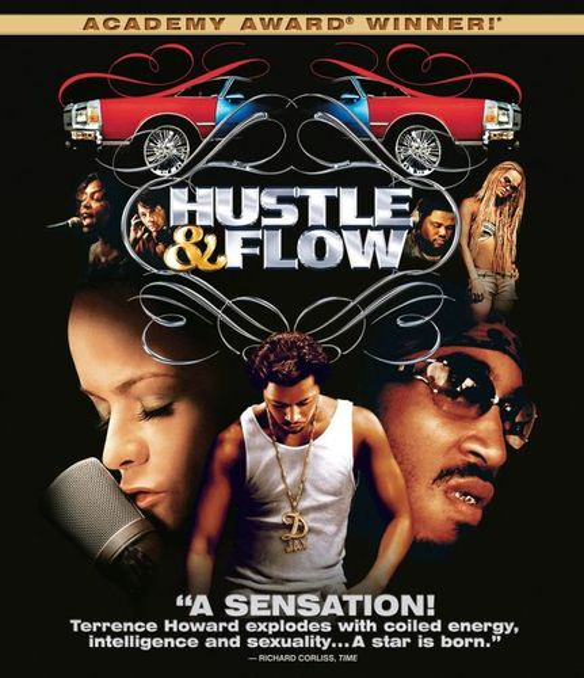 Hustle & Flow [Blu-ray] [2005] 5964016