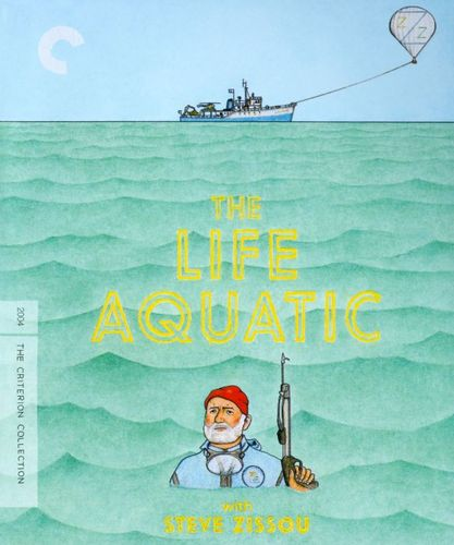 The Life Aquatic With Steve Zissou [Criterion Collection] [Blu-ray] [2004] 5964018