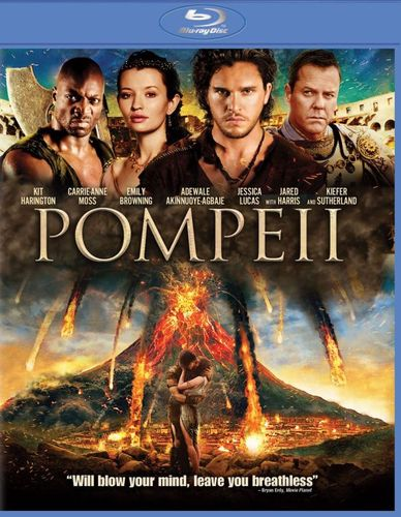 Pompeii [Blu-ray] [2014] 5964019