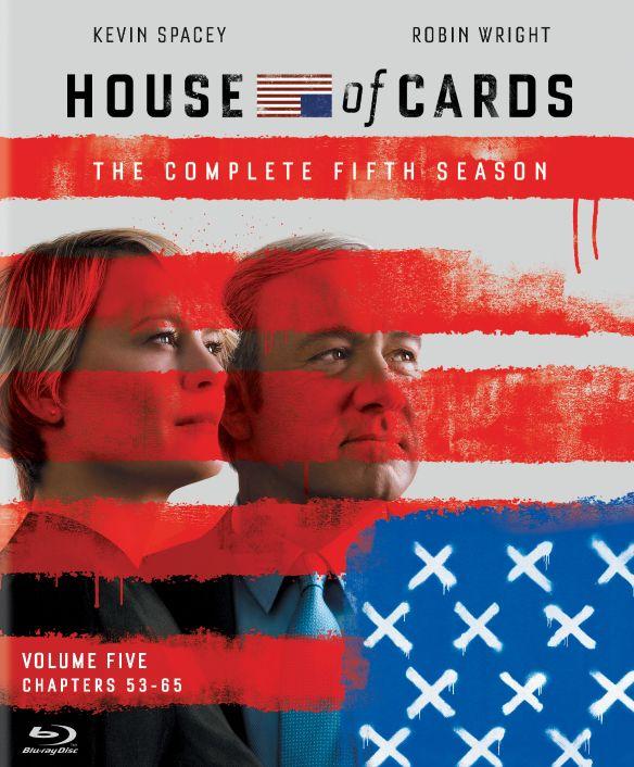 House of Cards: Season Five [Blu-ray] 5964023