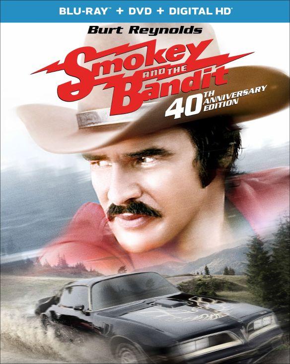 Smokey and the Bandit [40th Anniversary Edition] [Blu-ray] [2 Discs] [1977] 5964711