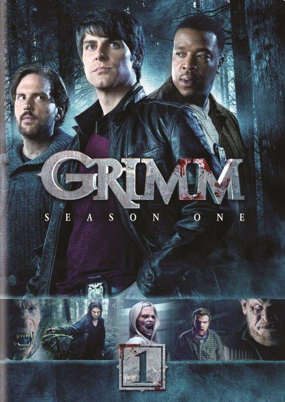 Grimm: Season One [5 Discs] [DVD] 5964715