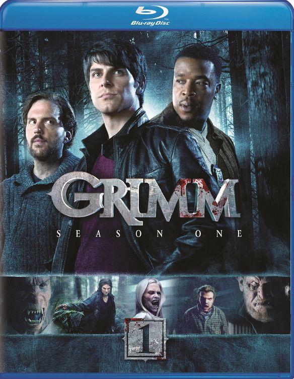 Grimm: Season One [Blu-ray] [5 Discs] 5964720
