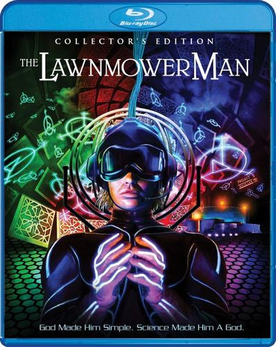 The Lawnmower Man [Collector's Edition] [Blu-ray] [2 Discs] [1992] 5964723
