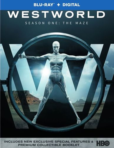 Westworld: The Complete First Season [Blu-ray] 5967513
