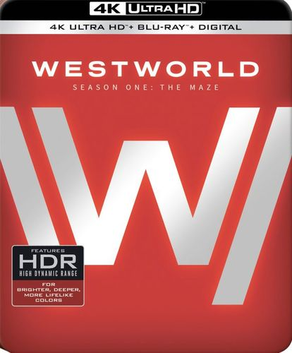 Westworld: The Complete First Season [4K Ultra HD Blu-ray] 5967514