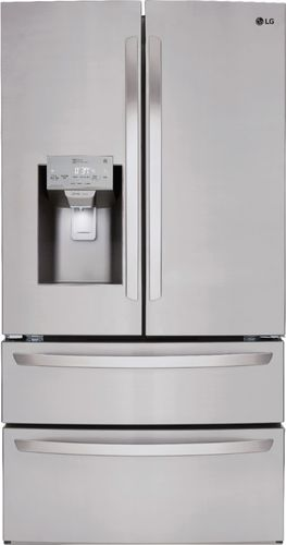 LG Wi-Fi French Door Refrigerators