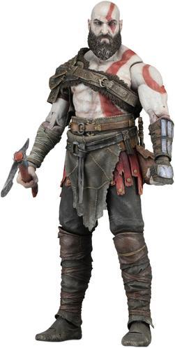 "NECA - God of War (2018): Kratos 7"" Figure 5972500"