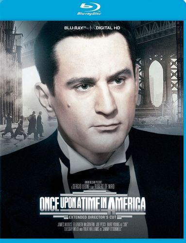Once Upon a Time in America [Blu-ray] [1984] 5972807
