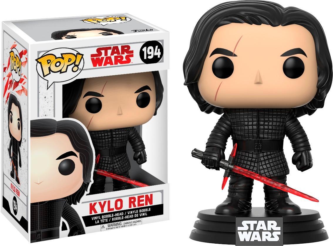 Funko - Pop! Star Wars Last Jedi Kylo Ren 5973328