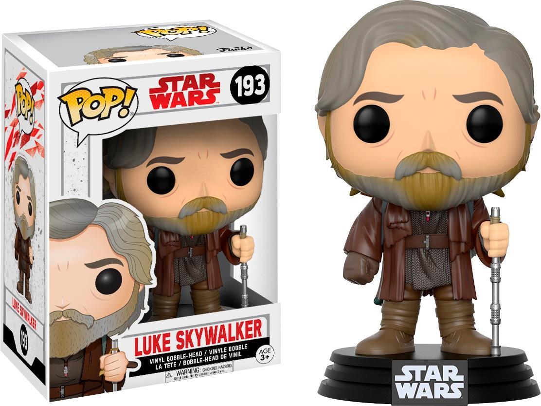 Funko - Pop! Star Wars Last Jedi Luke Skywalker 5973333