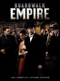 Boardwalk Empire: The Complete Second Season [5 Discs] [DVD] 5975366