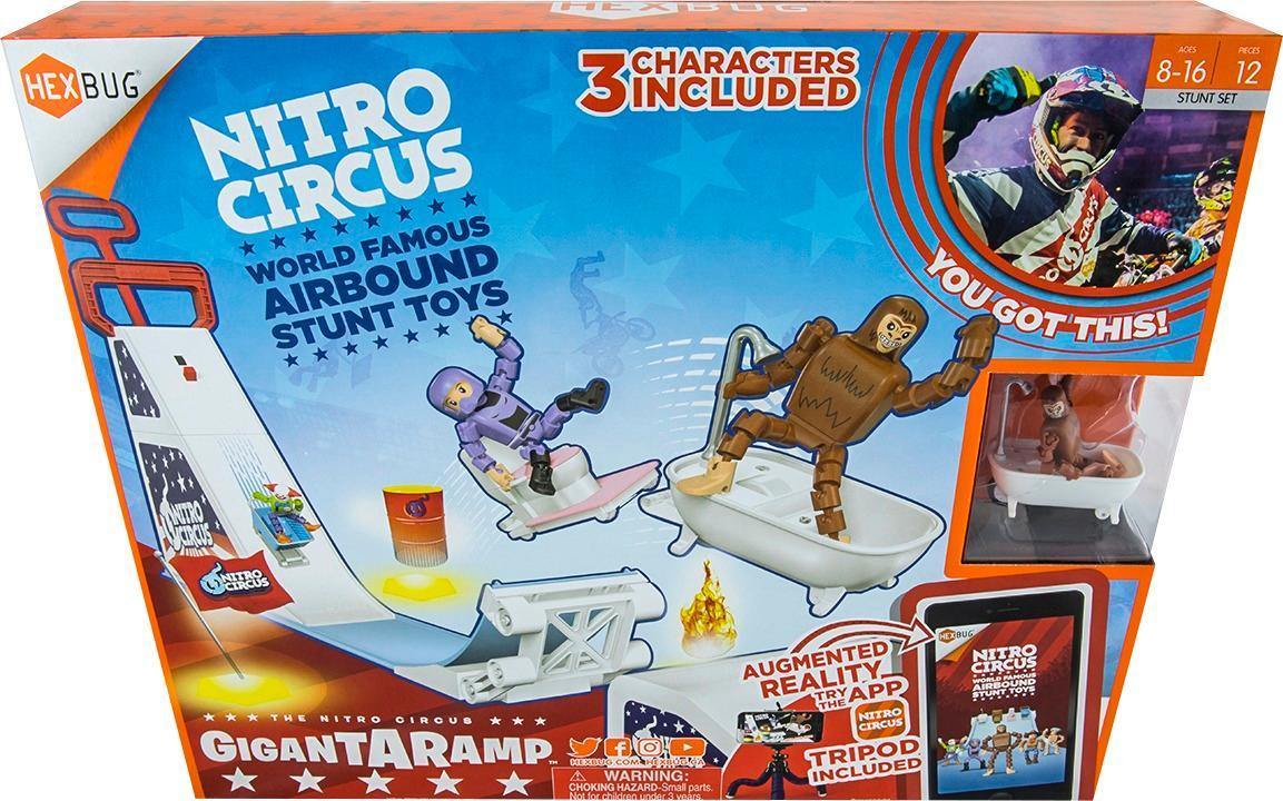 HEXBUG - Nitro Circus...