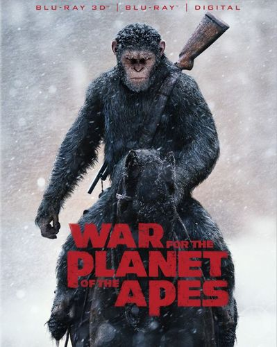War for the Planet of the Apes [3D] [Includes Digital Copy] [Blu-ray] [Blu-ray/Blu-ray 3D] [2017] 5979403