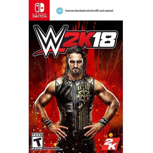 WWE 2K18 - Nintendo Switch...