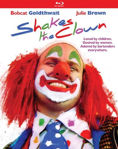 Shakes the Clown [Blu-ray] [1991] 5980500