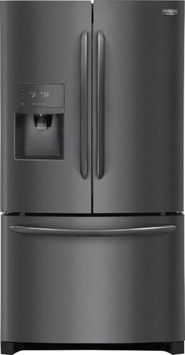 Frigidaire FGHD2368T 36u0022 Wide 21.7 Cu. Ft. Energy Star Rated French Door Refrigerator