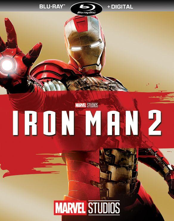 Iron Man 2 [Includes Digital Copy] [Blu-ray] [2010] 5981101