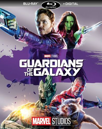 Guardians of the Galaxy [Includes Digital Copy] [Blu-ray] [2014] 5981105