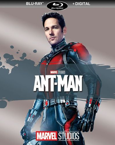 Ant-Man [Includes Digital Copy] [Blu-ray] [2015] 5981106