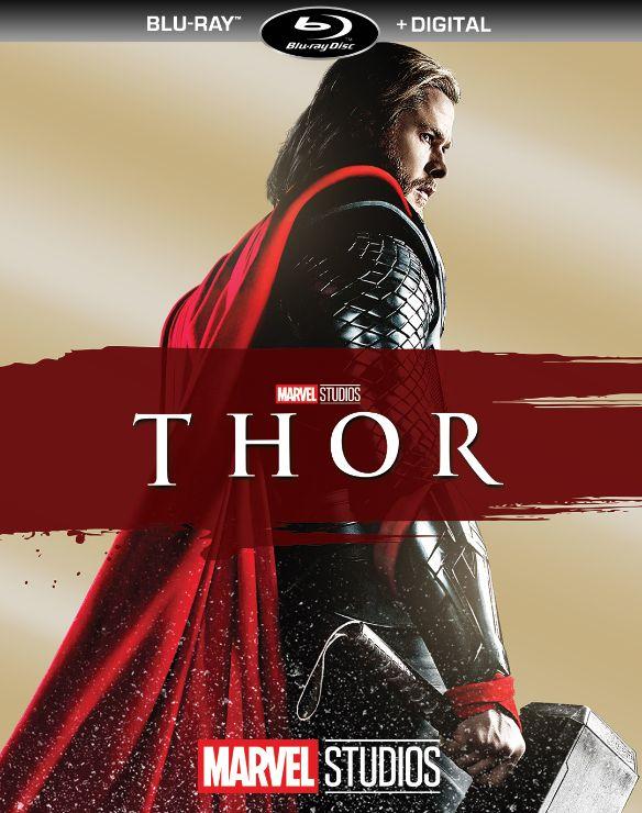 Thor [Includes Digital Copy] [Blu-ray] [2011] 5981108
