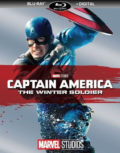 Captain America: The Winter Soldier [Includes Digital Copy] [Blu-ray] [2014] 5981113