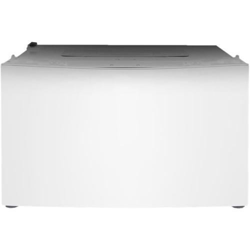 LG - SIGNATURE SideKick 0.7 Cu. Ft. 5-Cycle Top-Loading Washer - White 5982506