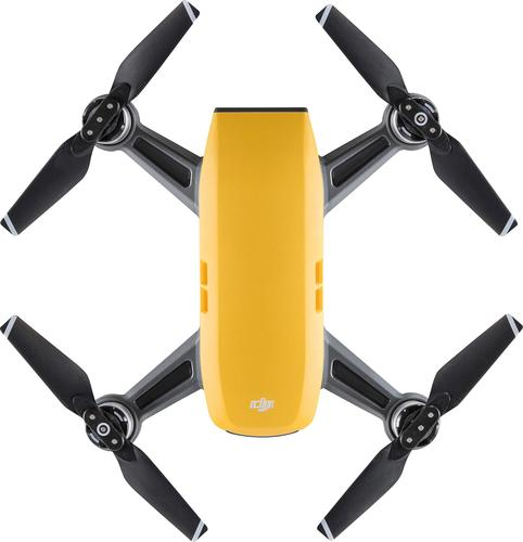 dji-spark-quadcopter-yellow