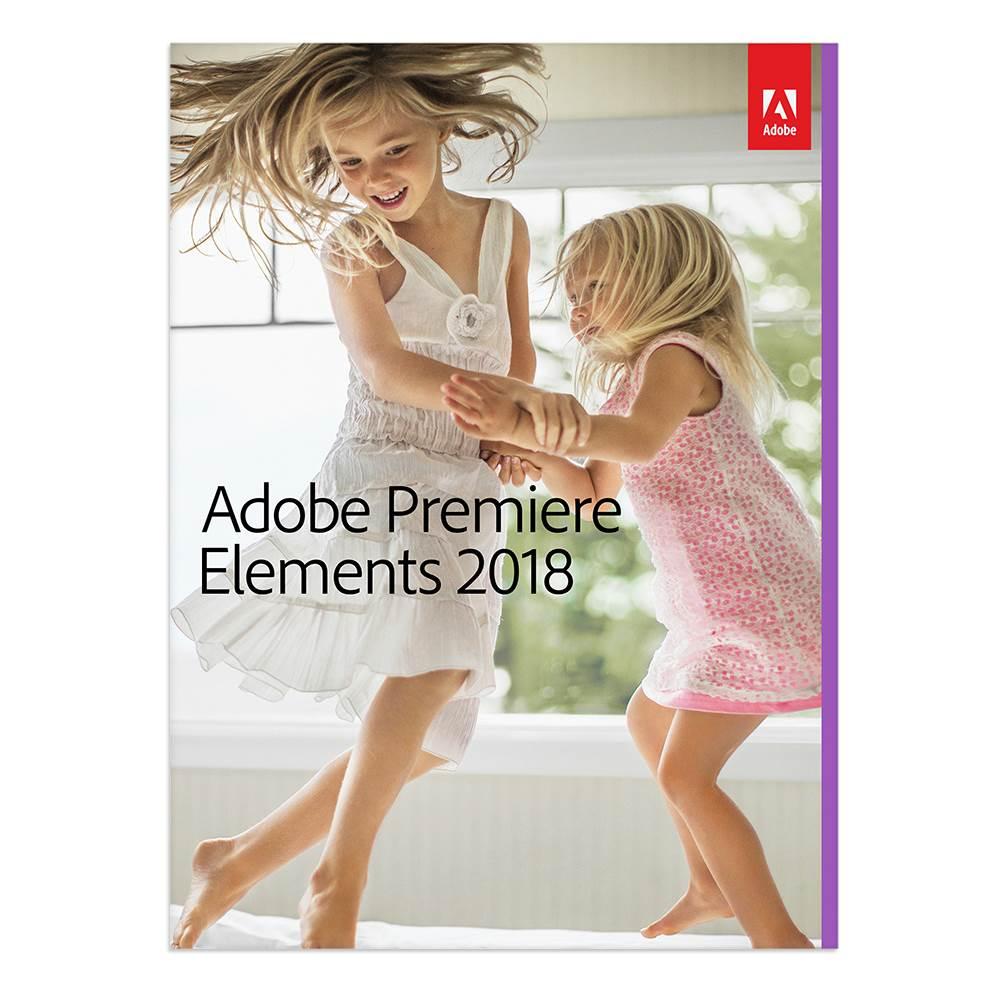 Premiere Elements 2018...