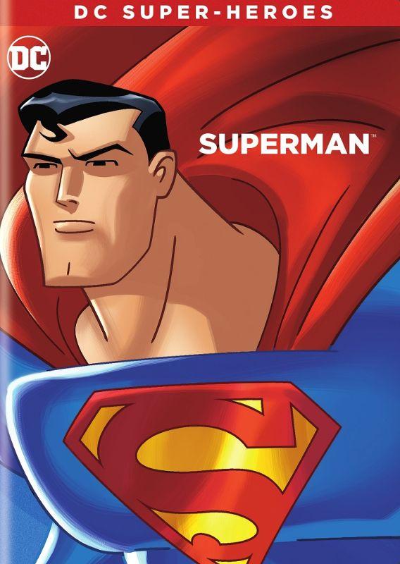 DC Super-Heroes: Superman [DVD] 5984505