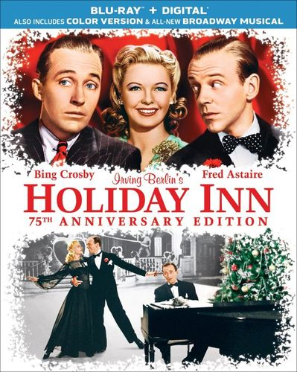 Holiday Inn [75th Anniversary Edition] [Blu-ray] [1942] 5984522