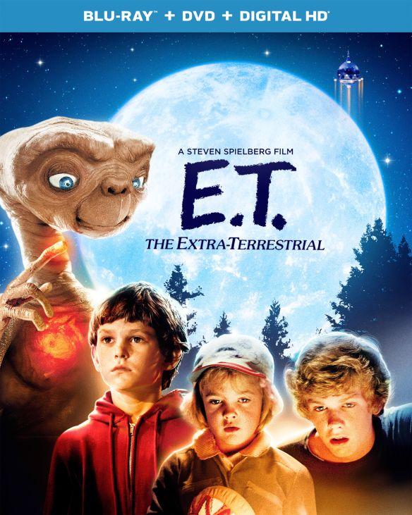 E.T. the Extra-Terrestrial [Includes Digital Copy] [UltraViolet] [Blu-ray/DVD] [2 Discs] [1982] 5984528