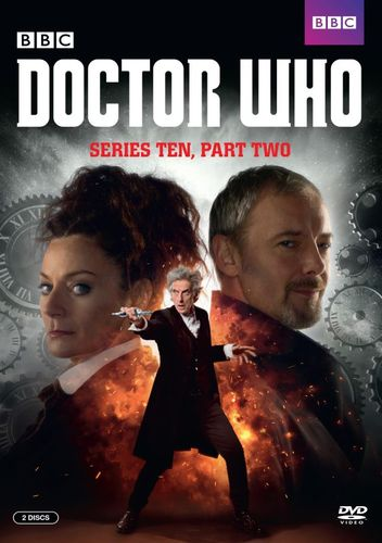Doctor Who: Series 10 - Part 2 [2 Discs] [DVD] 5984529
