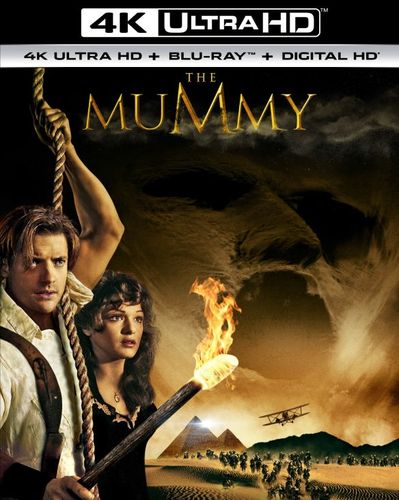 The Mummy [Includes Digital Copy] [UltraViolet] [4K Ultra HD Blu-ray] [2 Discs] [2000] 5984538
