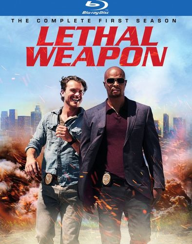 Lethal Weapon: The Complete First Season [Blu-ray] [3 Discs] 5985003