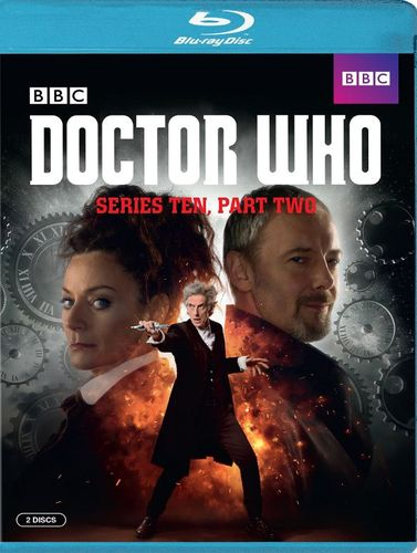 Doctor Who: Series 10 - Part 2 [Blu-ray] [2 Discs] 5985006