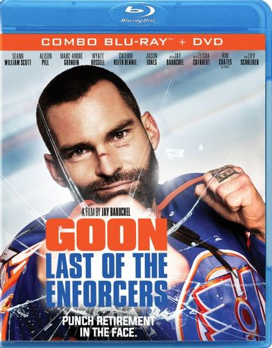 Goon: Last of the Enforcers [Blu-ray] [2017] 5985009