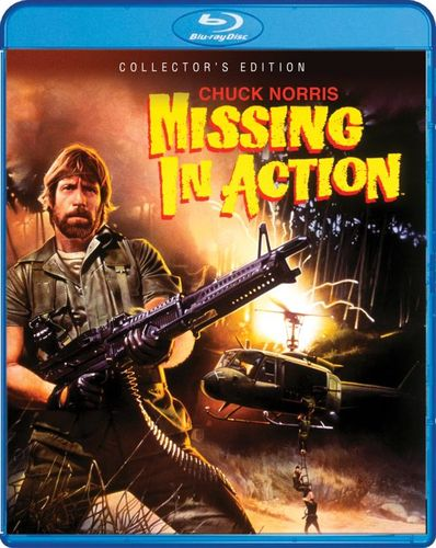 Missing in Action [Collector's Edition] [Blu-ray] [1984] 5987902
