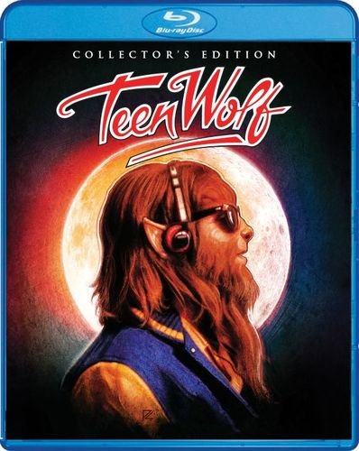 Teen Wolf [Collector's Edition] [Blu-ray] [1985] 5987903