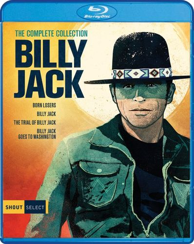 The Complete Billy Jack Collection [Blu-ray] [4 Discs] 5987905