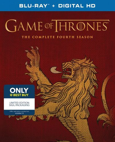 Game of Thrones: The Complete Fourth Season [Blu-ray] 5988102
