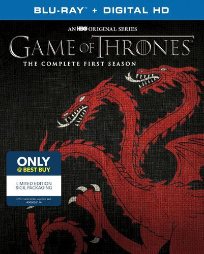 Game of Thrones: The Complete First Season [Blu-ray] 5988106