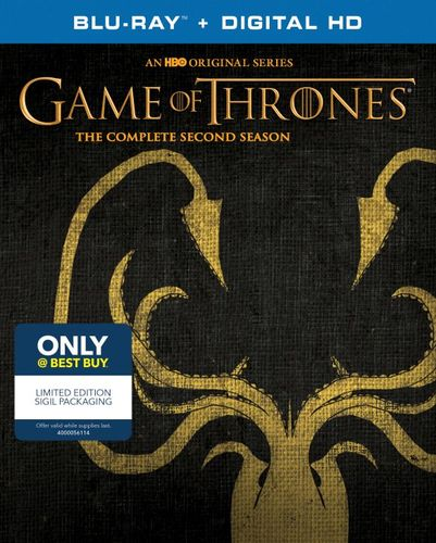 Game of Thrones: The Complete Second Season [Blu-ray] 5988107