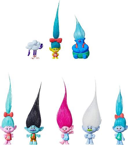 Hasbro - DreamWorks Trolls Holiday Caterbus 5990411