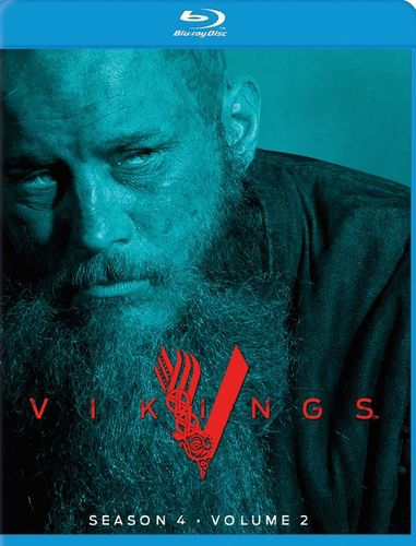 Vikings: Season 4 - Part 2 [Blu-ray] [3 Discs] 5992903